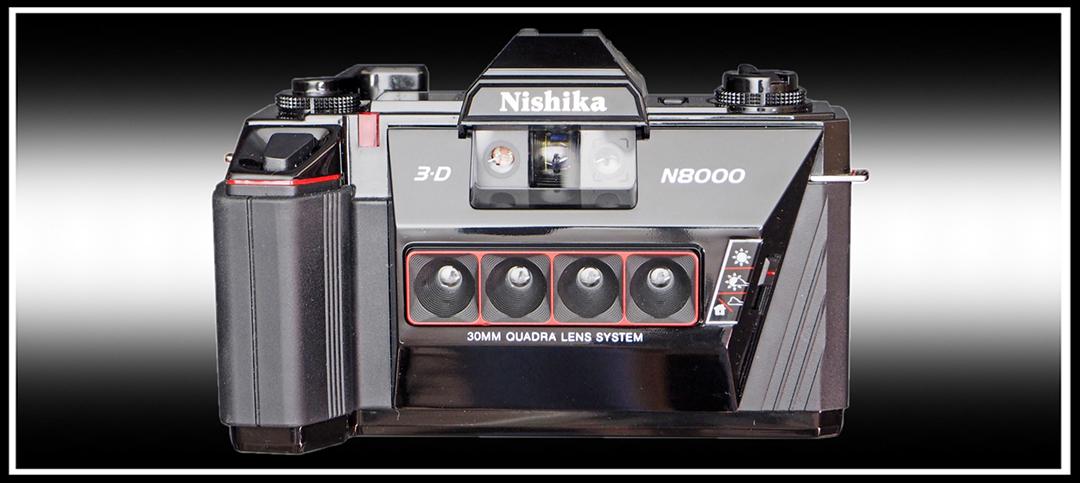 Nishika 3-D N8000 Camera:Review