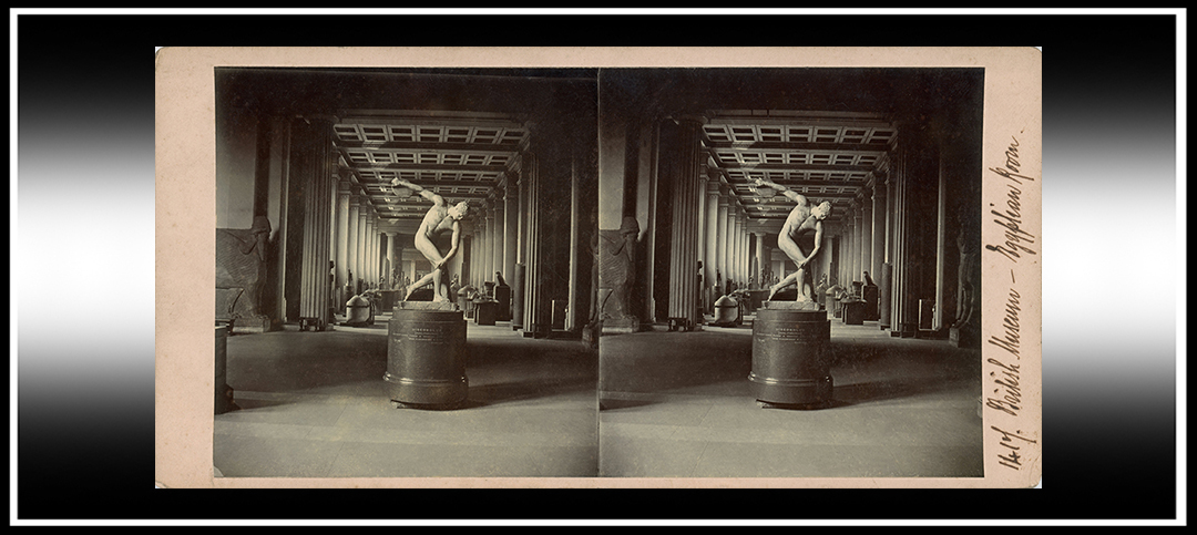 Roger Fenton's 1850's British Museum Stereoviews