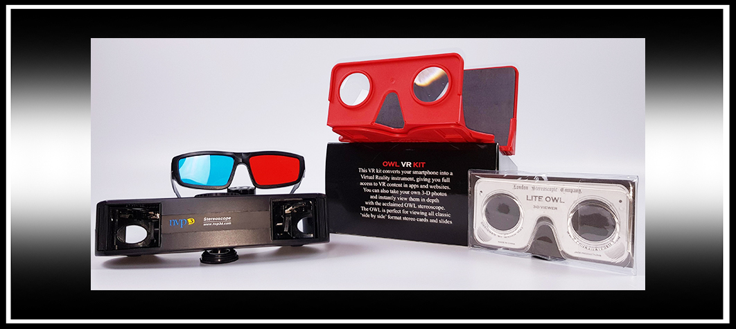 Stereoscopy Goes Virtual! How You Can Join In.