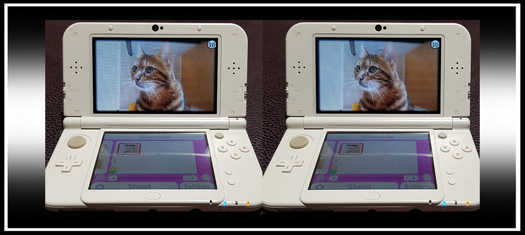 Using a Nintendo 3DS as a Stereo Camera and Viewer
