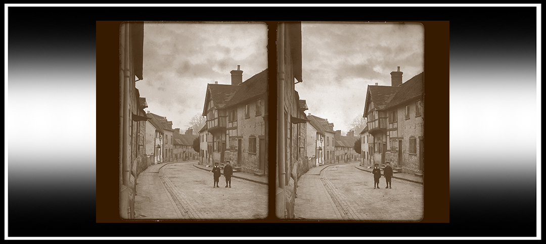 An Amateur Stereo Photographer from Manchester