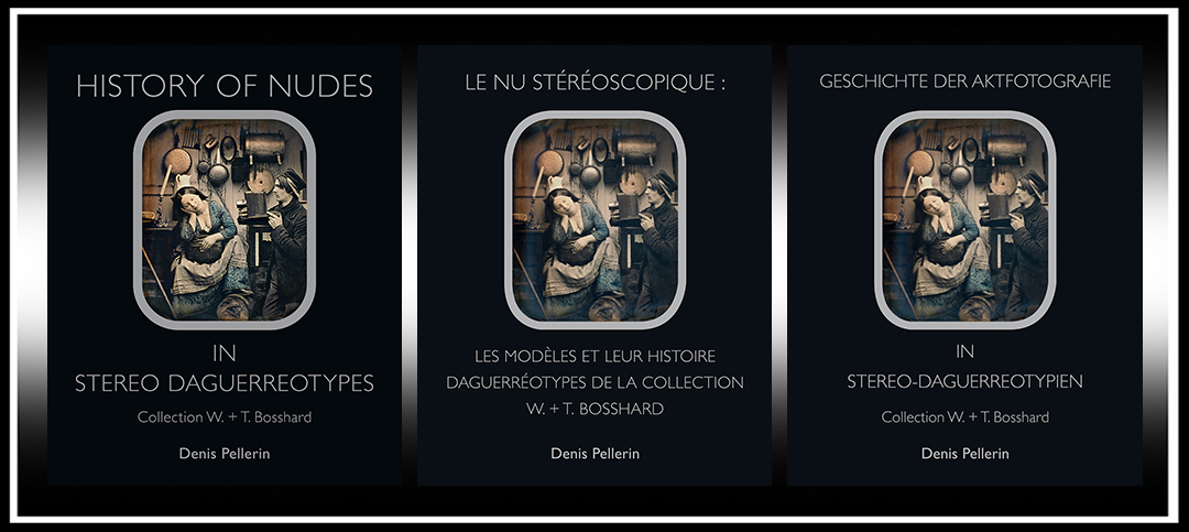 History of Nudes in Stereo Daguerreotypes: New Book Release