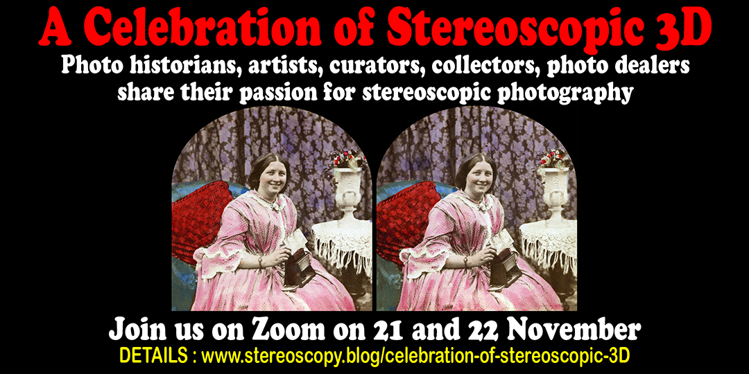A Celebration of Stereoscopic 3D — Part the First