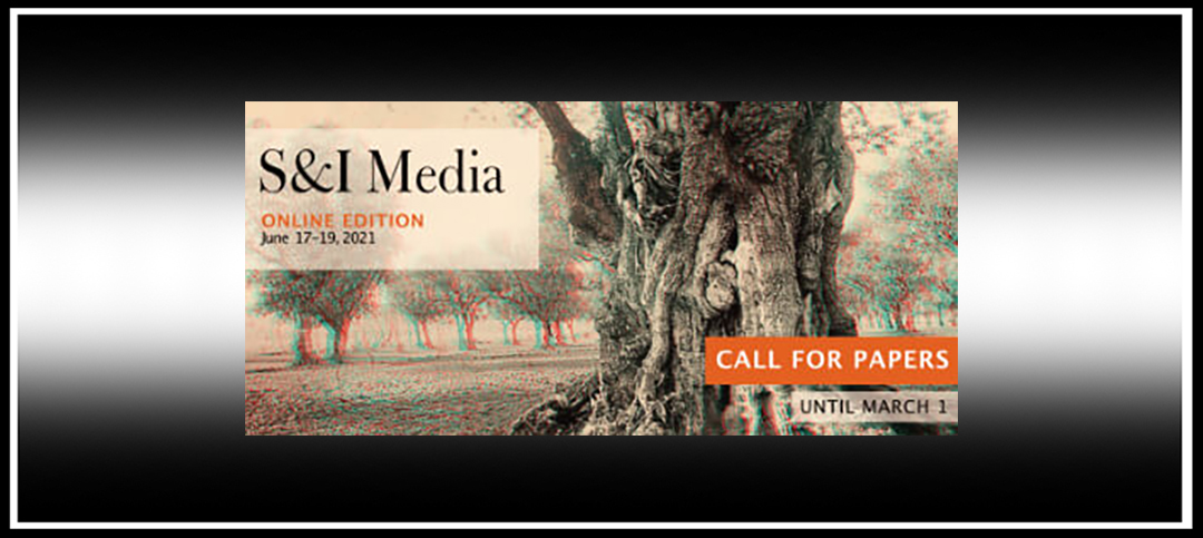 Stereo & Immersive Media 2021 Online Conference: Calls for Papers