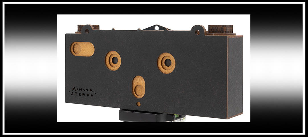 Minuta Stereo: New Pinhole Stereo Camera – Kickstarter Launched