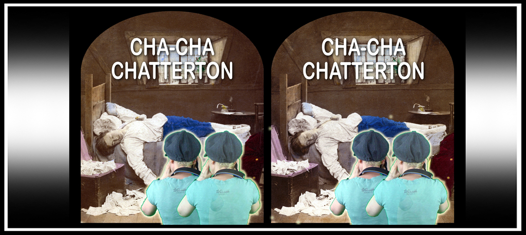 Free Online 3-D Event: Cha-ChaChatterton
